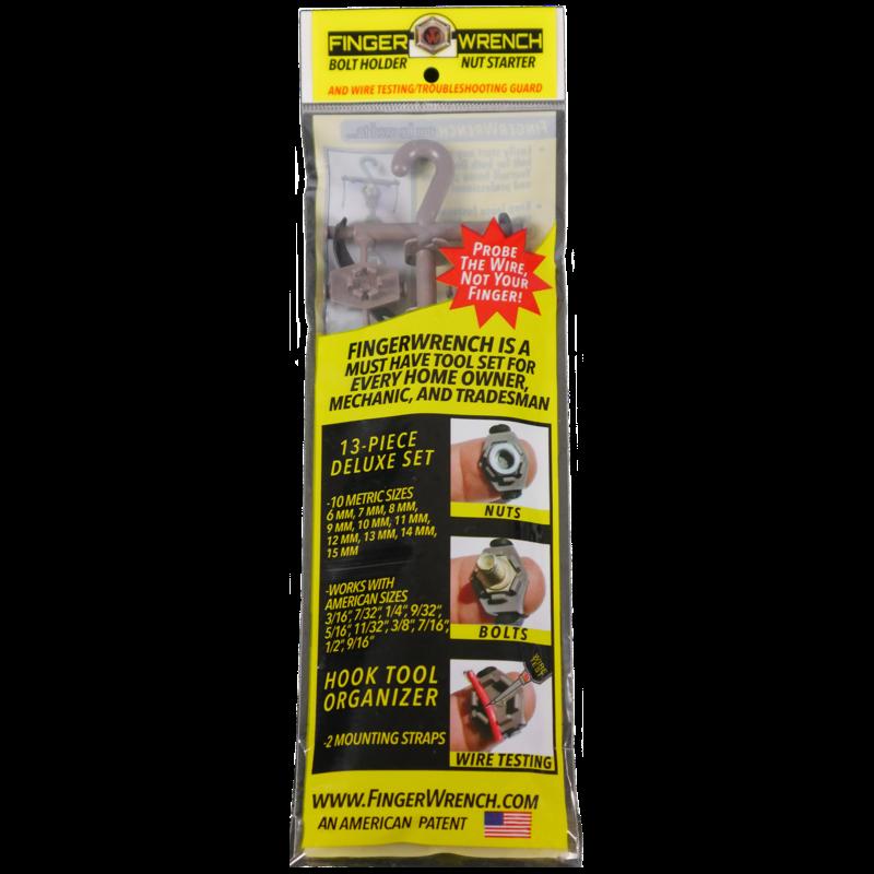 fingerwrench tool set